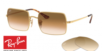 Lenti Ray Ban 1969 RECTANGLE Originale